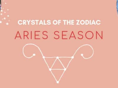aries season crystal horoscopes