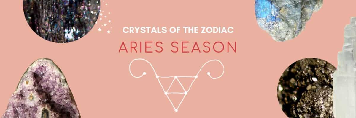 aries season crystal horoscopes