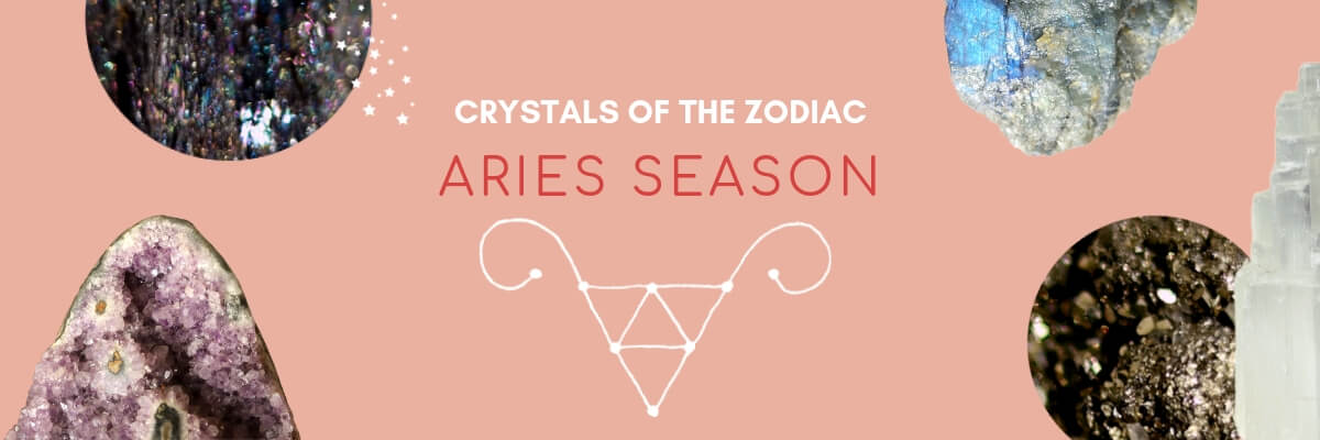 Crystal Horoscope: Healing Gemstones for Aries Season | The AstroTwins