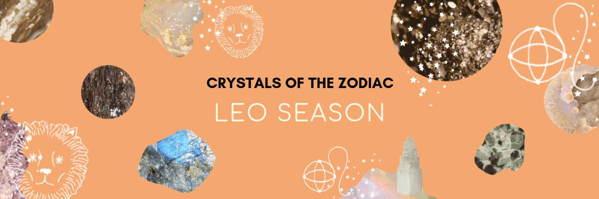 Crystal Horoscope: Healing Gemstones for Leo Season | The AstroTwins