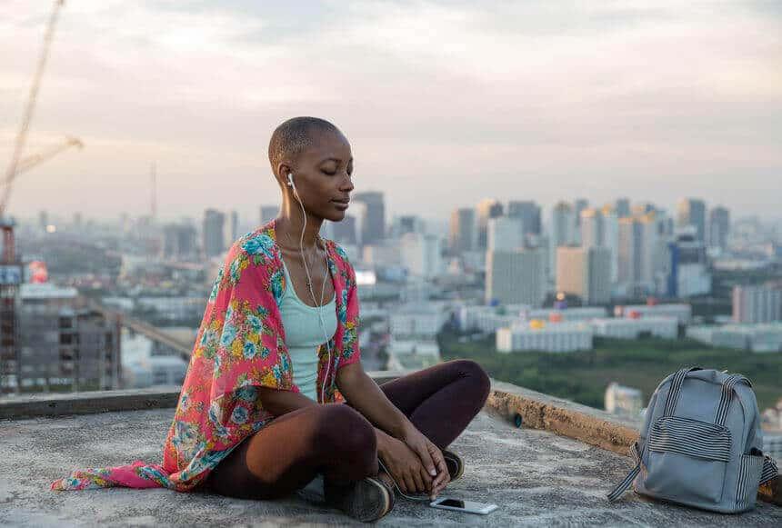 Libra Air Meditation