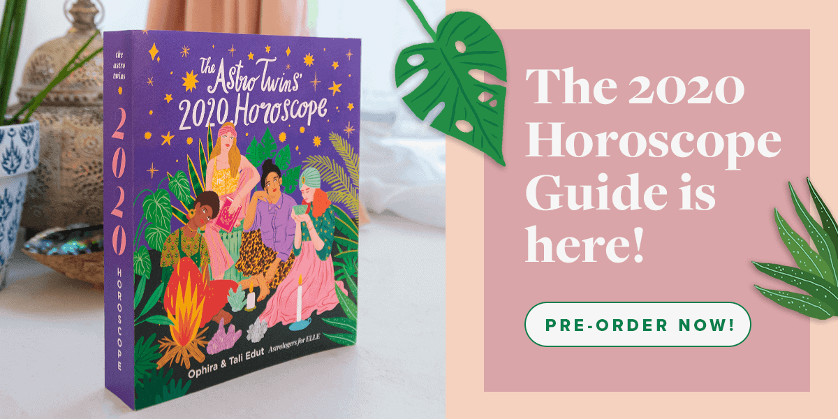 AstroTwins' 2020 Horoscope Guide: Pre-Order Now!