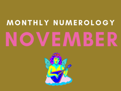 November Numerology by The AstroTwins