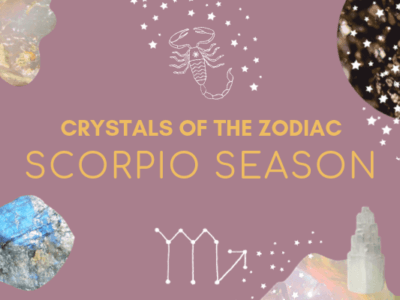 Crystals for Scorpio by Astrology Sign