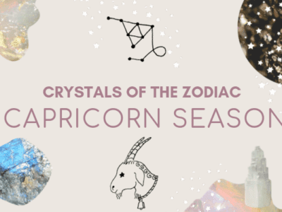 crystals for Capricorn zodiac sign