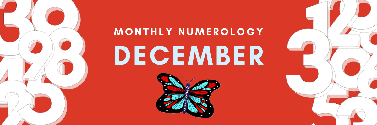picture of a butterly for the AstroTwins numerology forecast for december 2019