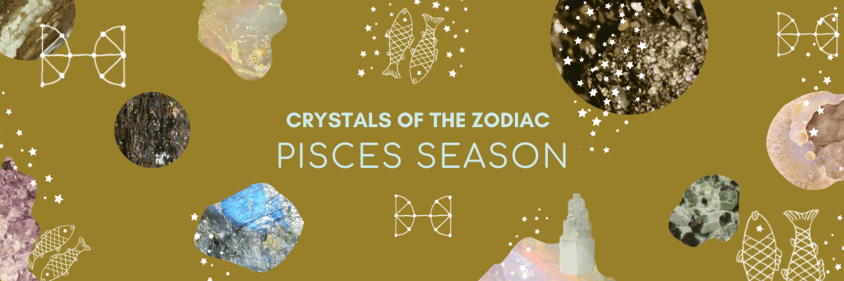 pisces crystals astrology by the astrotwins on astrostyle