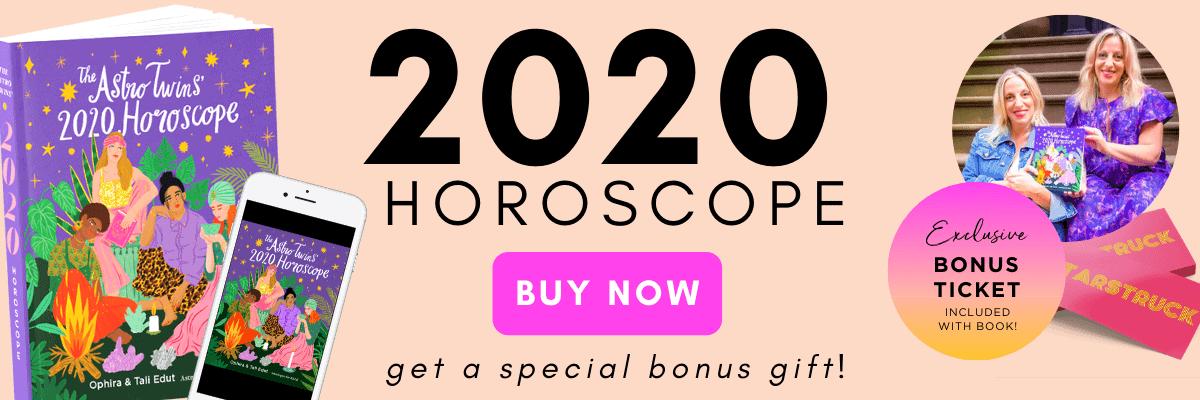 AstroTwins 2020 Horoscope