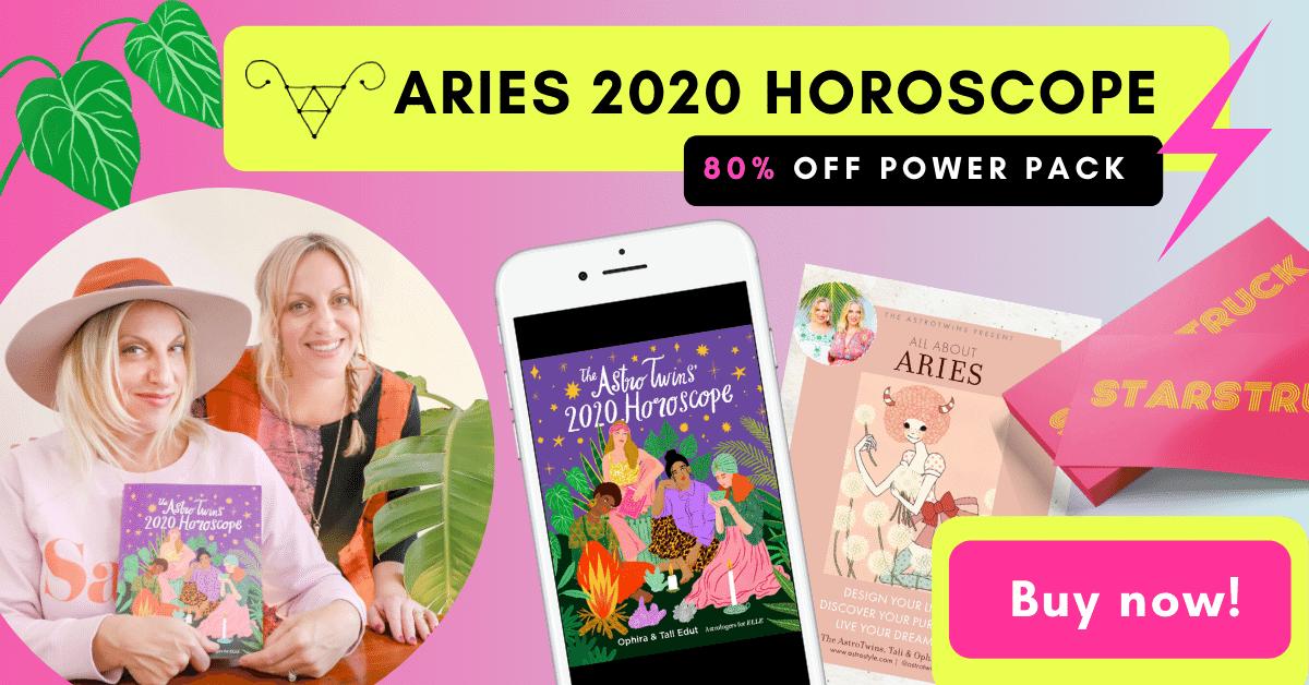 2020 Aries Horoscope Bundle
