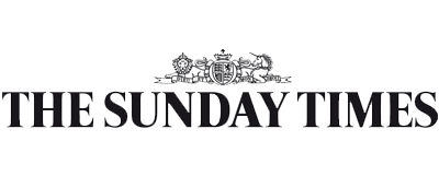The UK Sunday Times logo