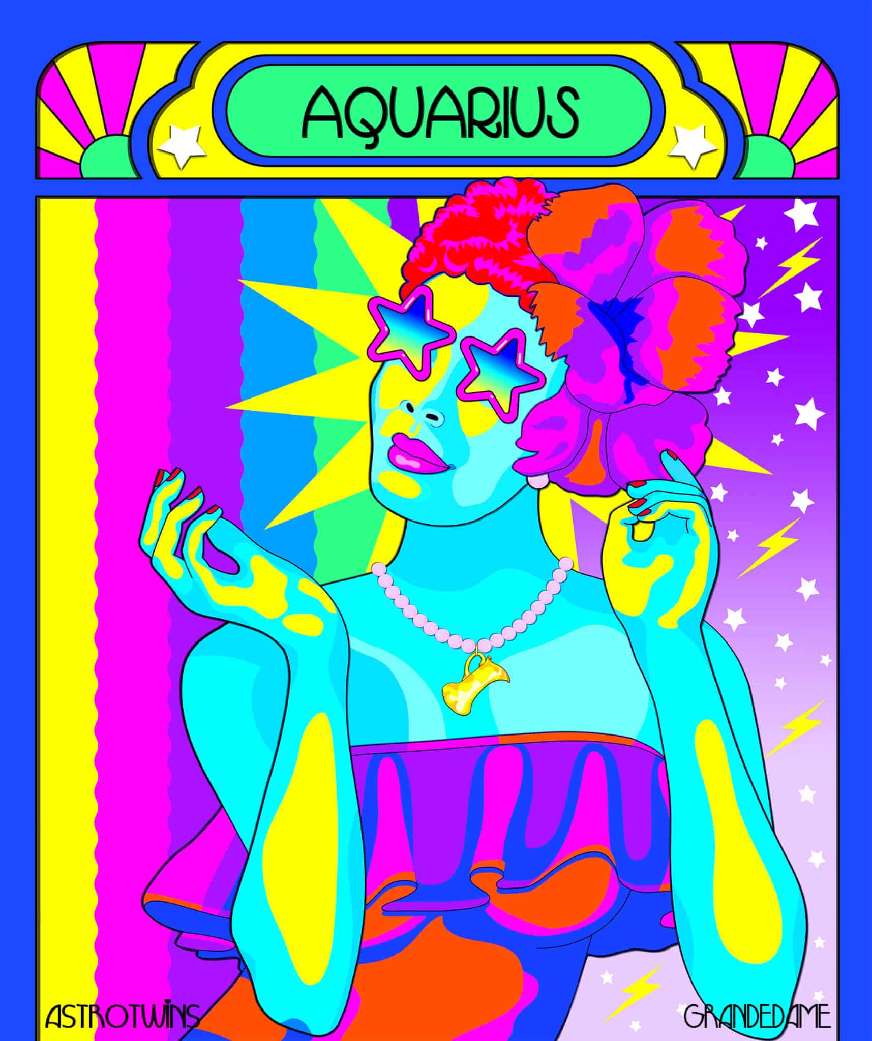 aquarius season in astrology horoscope by the astrotwins