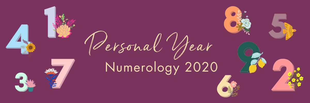 all the personal year numbers for 2020 numerology astrology forecasts