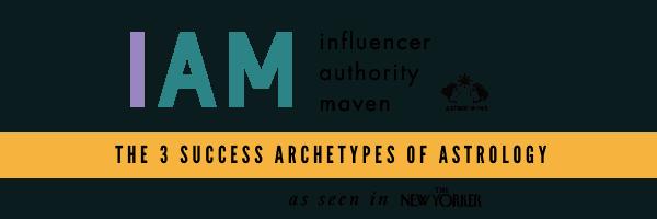 IAM AstroTwins Archetypes
