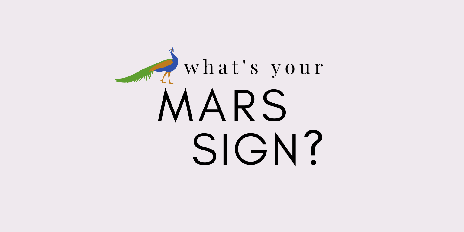 mars sign calculator