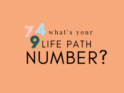 what's my life path birth path number in numerology?