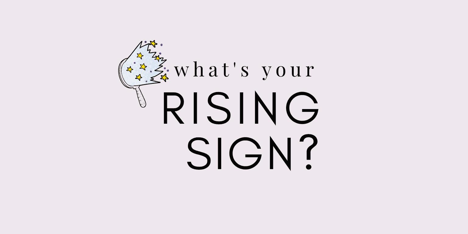 rising sign, ascendant