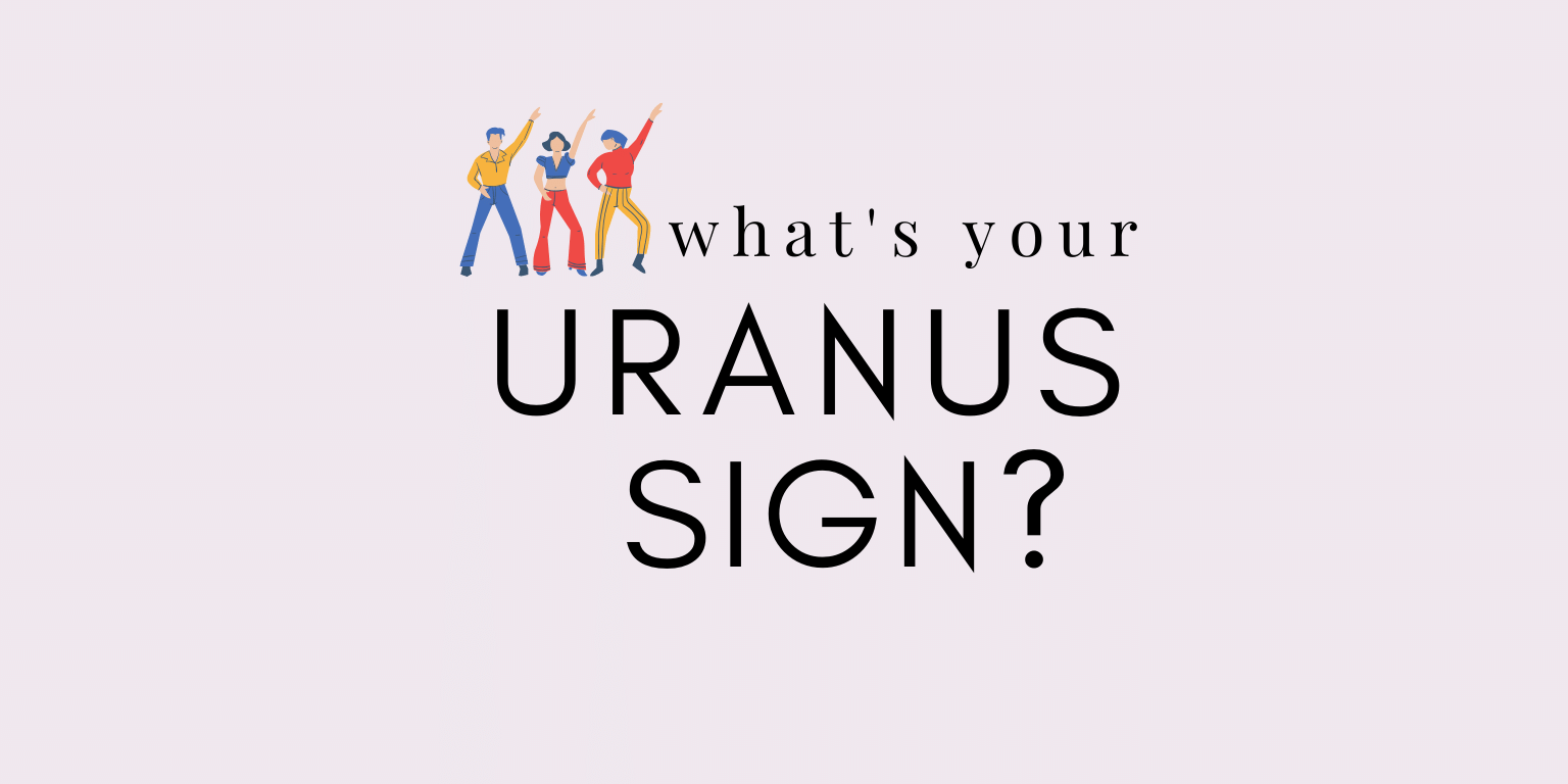 uranus signs in astrology