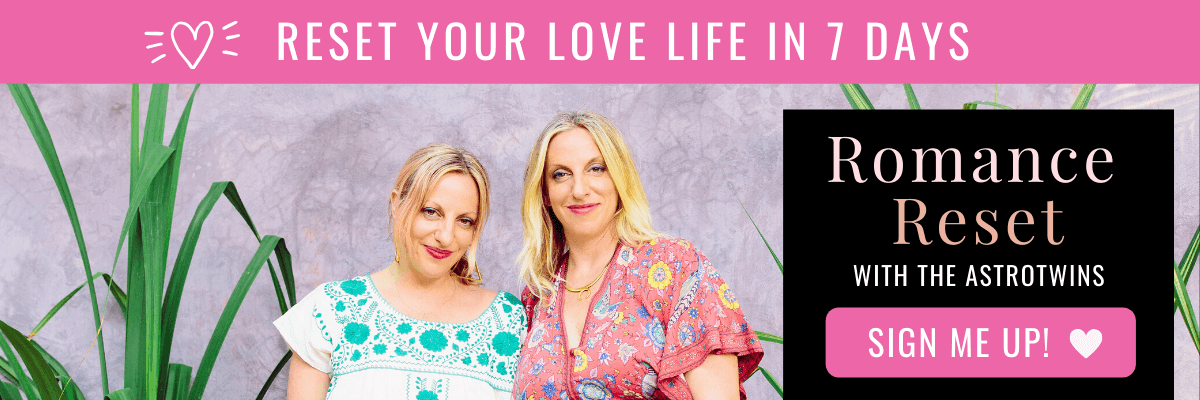 romance reset with the astrotwins
