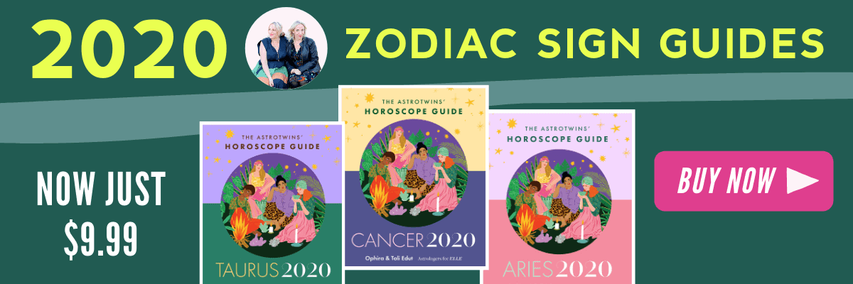 2020 zodiac sign guides by the astrotwins