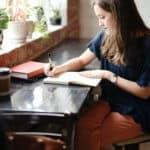 guided journaling astrology wellness