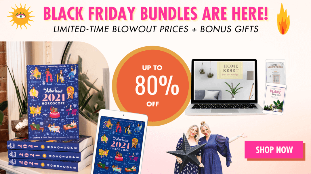 AstroTwins Black Friday