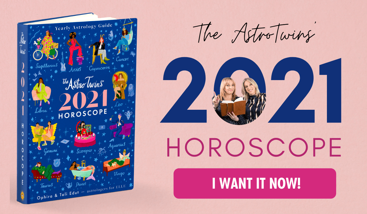AstroTwins 2021 Horoscope Book