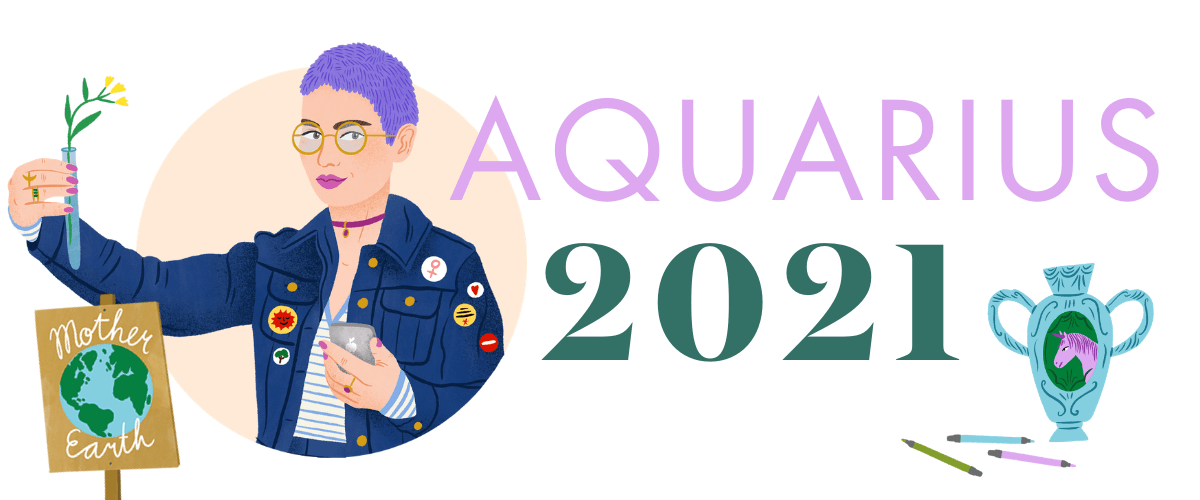 Aquarius Horoscope Money 2021