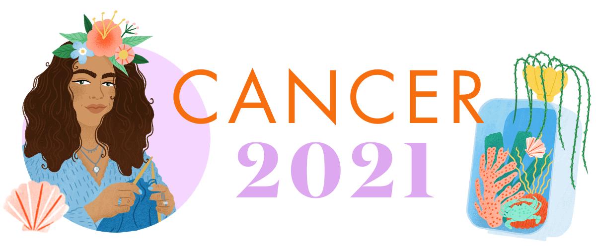 Cancer 2021 Yearly Horoscope