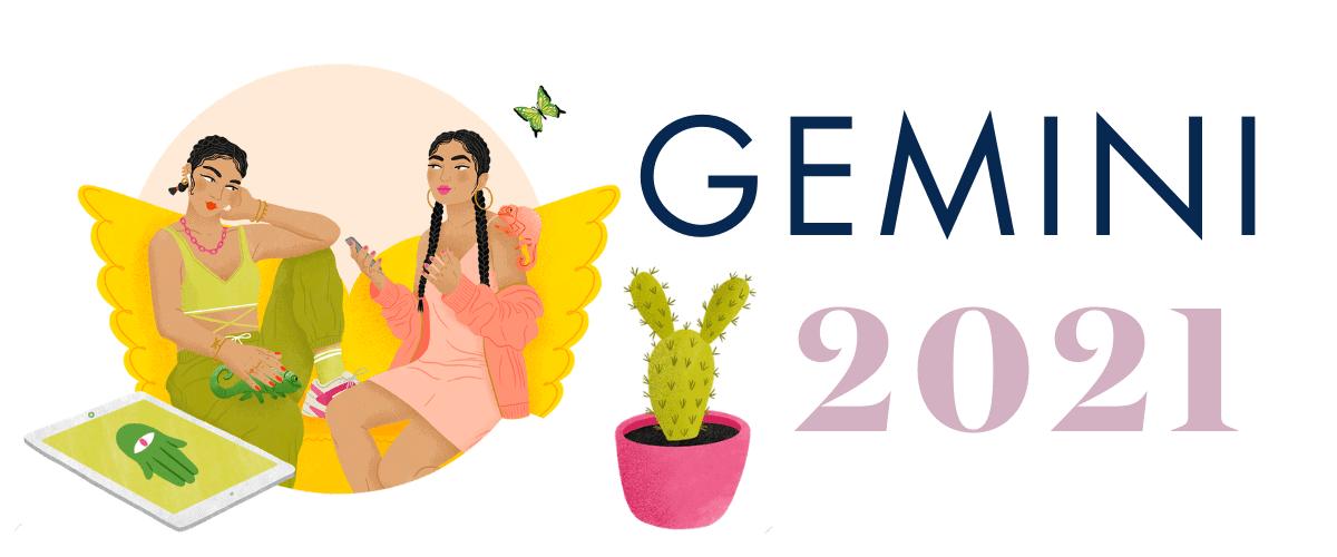 Gemini daily career horoscope 2021