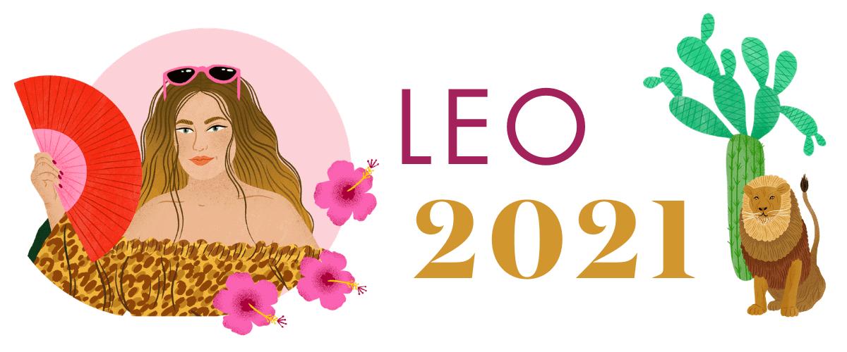Leo 2021 Yearly Horoscope