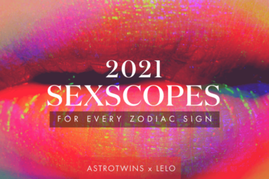 Your 2021 Sexscope with Lelo X AstroTwins