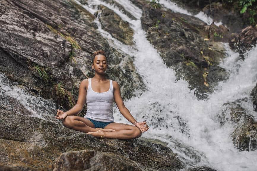 pisces season meditation highlighting the water element