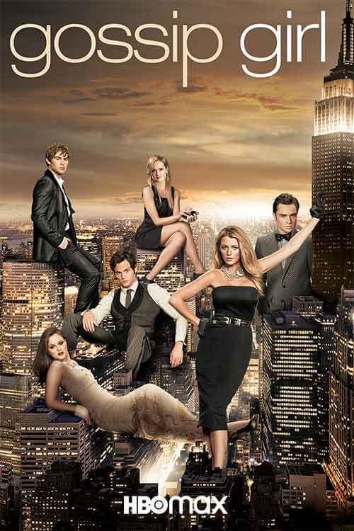 Gossip Girl on on HBO Max