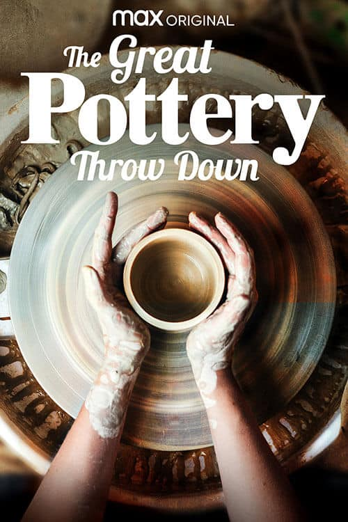 The Great Pottery Throw Down on HBO Max