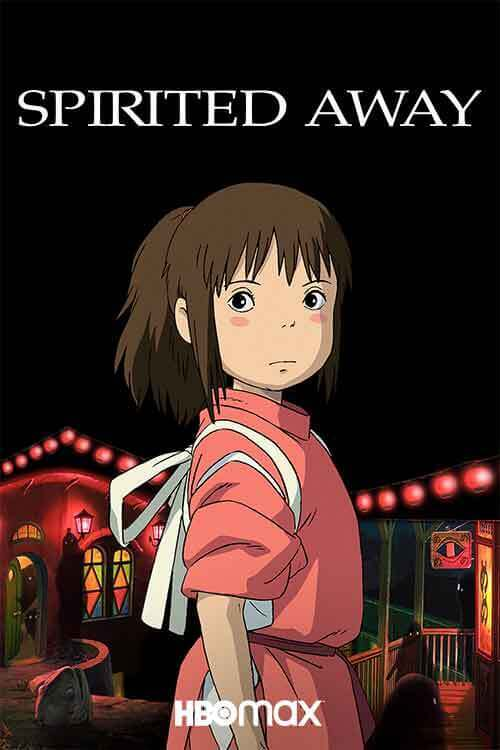 Spirited Away on HBO Max