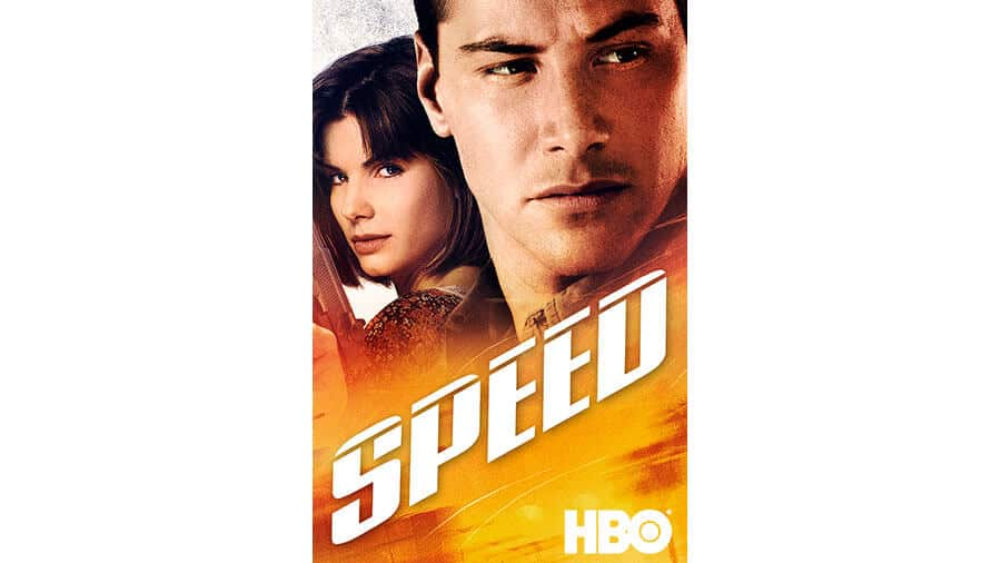 Speed on HBO Max