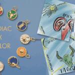 Monica Rich Kosann Zodiac x Color