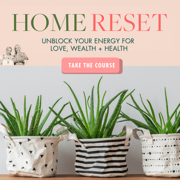 Home Reset Feng Shui AstroTwins Course